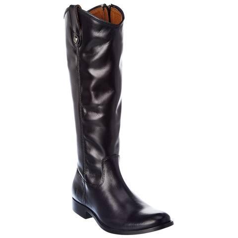 Frye Melissa Inside Zip Leather Boot