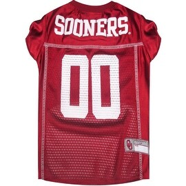 Collegiate Oklahoma Sooners Pet Jersey