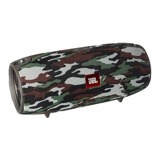 JBL Xtreme Portable Wireless Bluetooth Speaker (Camouflage) - Camouflage