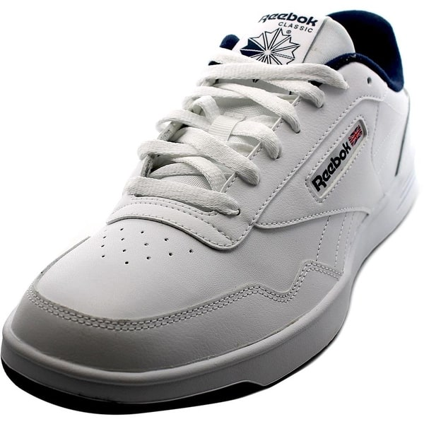 Shop Reebok Club Memt Men 4E Round Toe Synthetic White Sneakers ... d37415071