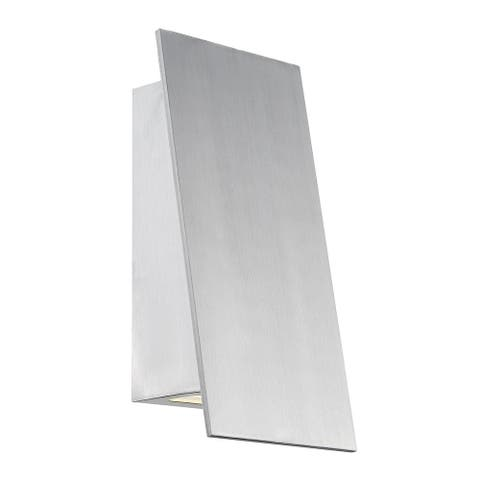 Slant LED Indoor and Outdoor Wall Light - 11
