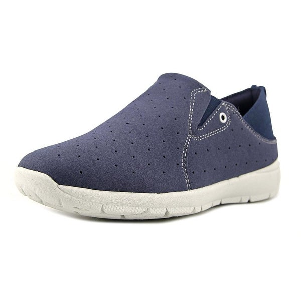 Easy Spirit Get Flex Women Navy/Nav F Flats