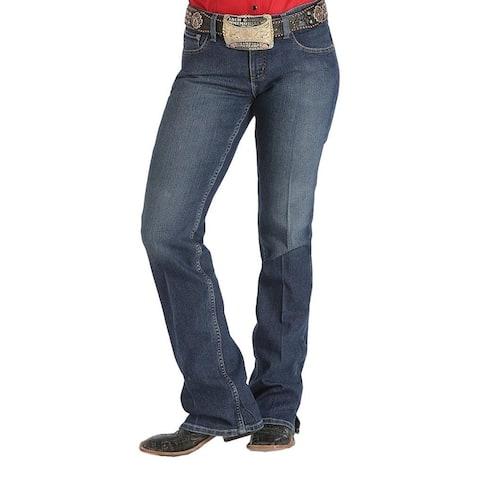 Cinch Western Denim Jeans Womens Kylie II Slim Fit Bootcut