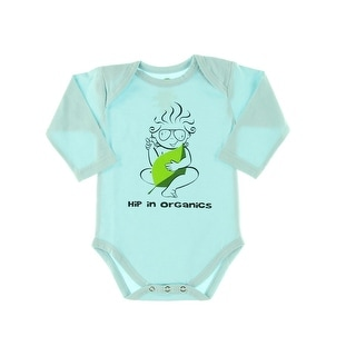 The Green Creation Bodysuit Organic Graphic