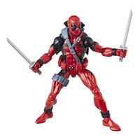 "Marvel Legends BAF Sasquatch Series 6"" Action Figure: Deadpool - multi"
