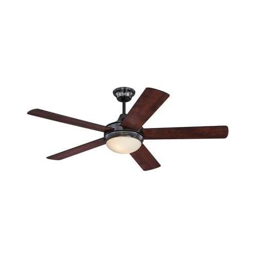 """Westinghouse 7201100 Zander 2 Light 52"""" Ceiling Fan"""