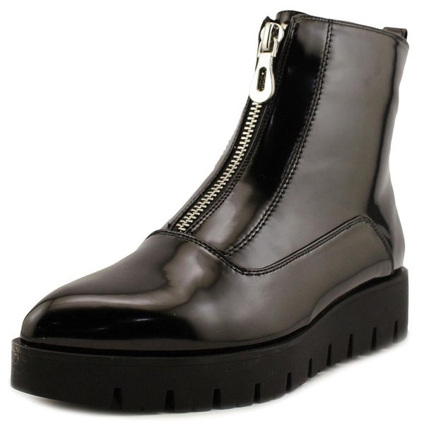 Outsider By 67 76578 Women Smart Black Boots
