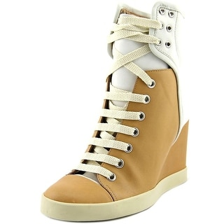 See By Chloe SB20146 Women Leather Fashion Sneakers