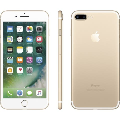 Refurbished Apple iPhone 7 Plus 32GB GSM Unlocked Gold