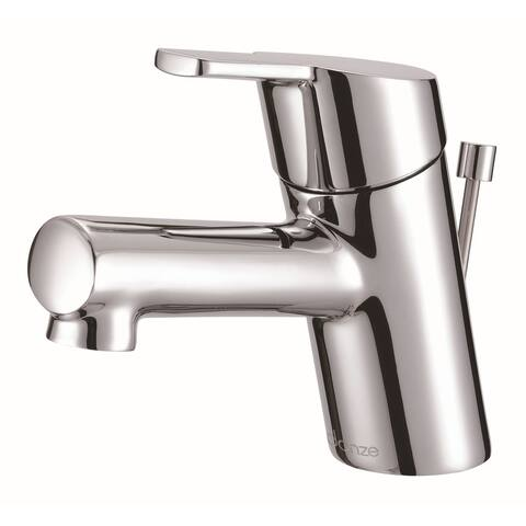 Danze D224530 Amalfi 1.2 GPM Single Hole Bathroom Faucet with Pop-Up