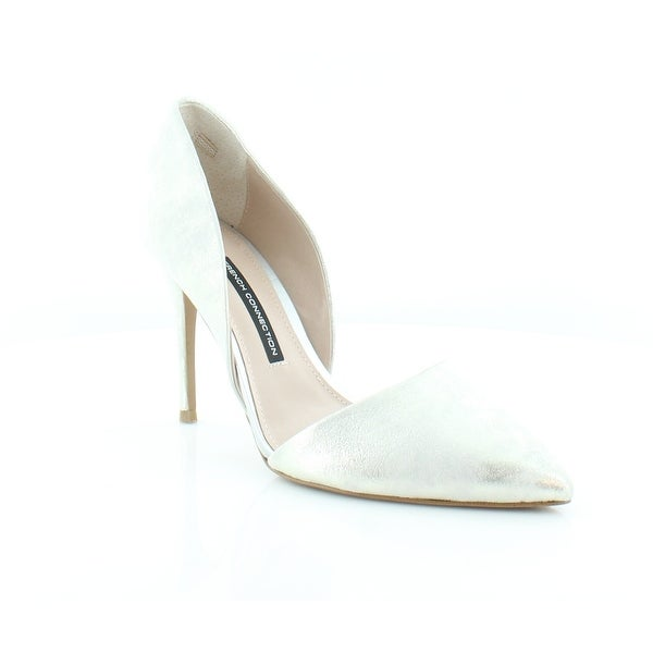 French Connection Elvia Women's Heels Silver