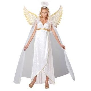 Womens Guardian Angel Halloween Costume