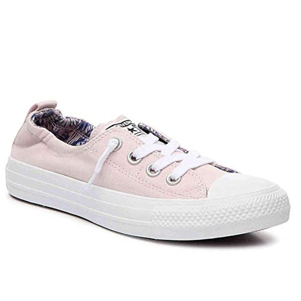 63772aea895 Shop Converse Chuck Taylor All Star Shoreline Slip Light Carbon White Black  Womens 6 - Free Shipping Today - Overstock - 25631904