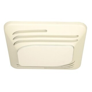 Craftmade TFV80SL 80 CFM Ventilation Fan / Light Combination from the Ventilation Collection - White