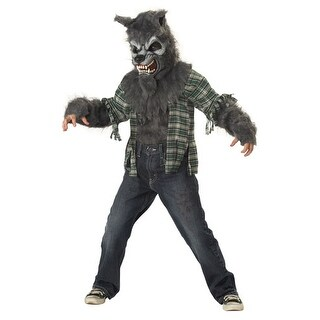Howling at the Moon Werewolf Boys Costume