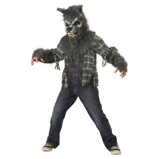 Howling at the Moon Werewolf Boys Costume (2 options available)