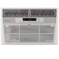 Frigidaire FFRA2822R2 28000 BTU Window Mounted Electric Air Conditioner with Programmable Timer and Remote Control - White - N/A