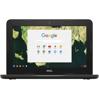 "Link to Dell Chromebook 11 3180 11.6"" Celeron N3060 -4 GB RAM - 16 GB eMMC (Grade C Refurbished) Similar Items in Laptops & Accessories"