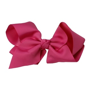 Lollipop Extra Large Greatlookz Grosgrain Hair Bow