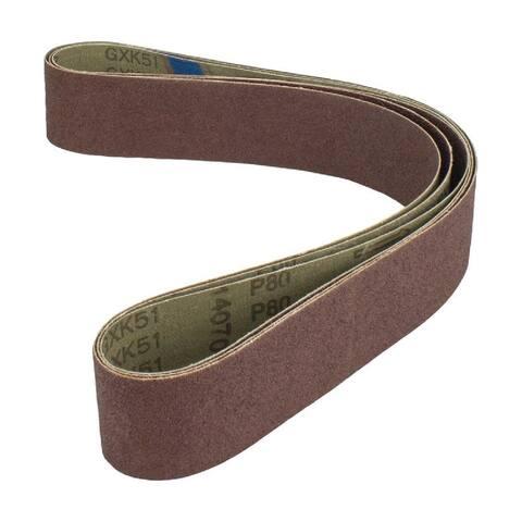 C.H. Hanson 9681349 Norse Sanding Belt, 80 Grit