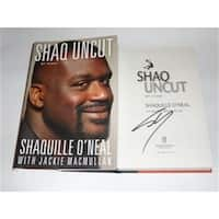 Memorabilia Lane 6L-NY88-Z15V Shaquille Oneal Autographed Books