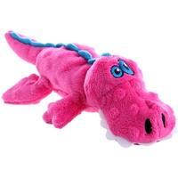 Pink - Godog Gator With Chew Guard Small