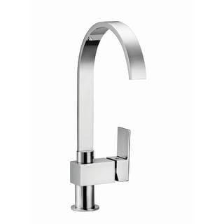 Design House 547620  Single Handle Kitchen Faucet - Polished Chrome