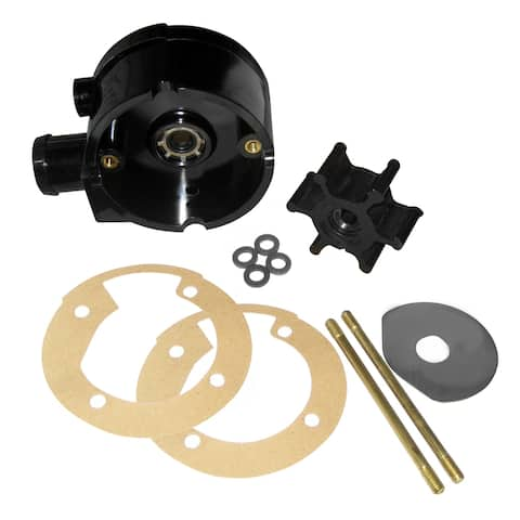 Jabsco 49407M JABSCO SERVICE KIT FOR 18590 SERIES MACERATOR PUMPS - Black