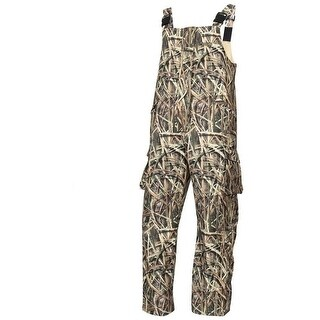 Rocky Outdoor Pants Mens Waterfowl Bib Waterproof Cargo Pocket HW00142