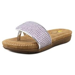 Volatile Kids Rara Silver Sandals
