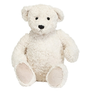 JOON Henri Teddy Bear, Cream, 14 Inches - Cream
