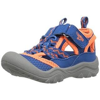 Osh Kosh Boys Hax Sport Sandals Knit Mesh - 11 medium (d) little kid