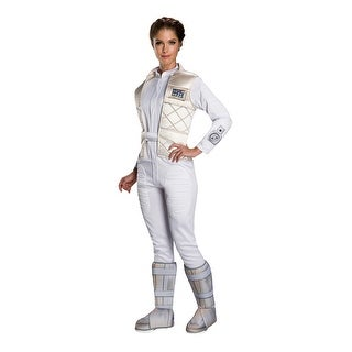 Womens Star Wars Princess Leia Hoth Suit Costume