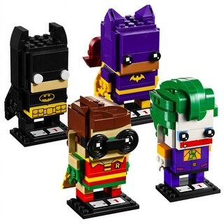 LEGO(R) BrickHeadz DC Universe - Batman Movie Set