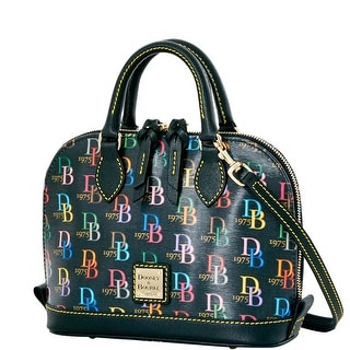 Dooney & Bourke DB75 Multi Bitsy Bag (Introduced by Dooney & Bourke at $178 in Jan 2016) - black black