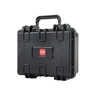 "Monoprice Weatherproof Hard Case with Customizable Foam (10 x 8 x 4"")"