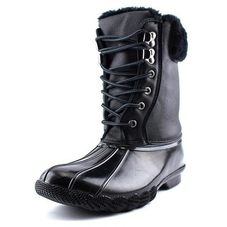 Steve Madden T Storm   Round Toe Synthetic  Rain Boot