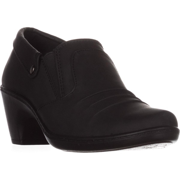 Easy Street Bennett Ankle Booties, black