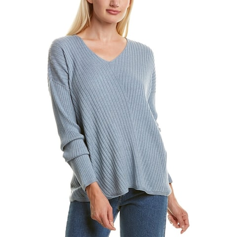 Eileen Fisher Silk-Blend Top
