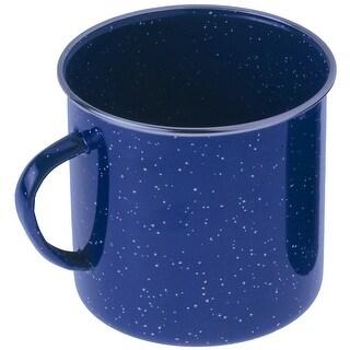 GSI Outdoors Mini Espresso Steel Cup - 4 oz. - Blue - 4 oz.