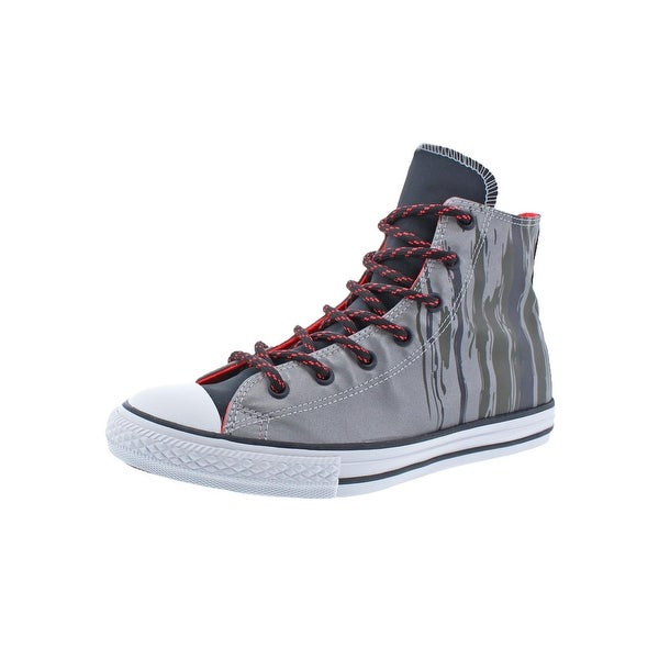 01f8bf49d519 Converse Boys Chuck Taylor All Star Hi Fashion Sneakers Colorblock Printed