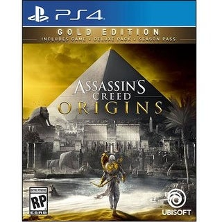 Ubisoft - Ubp30522100 - Assassins Creed Origns Gld Ps4