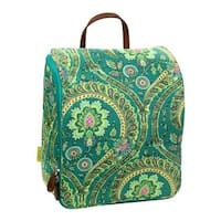 Amy Butler  Sweet Traveler Bag Feather Paisley Peacock - US One Size (Size None)