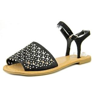 Bamboo Bellagio-10 Women Open-Toe Synthetic Slingback Sandal