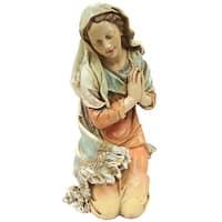 "27.5"" Joseph's Studio Mother Mary Religious Christmas Nativity Statue - BLue"