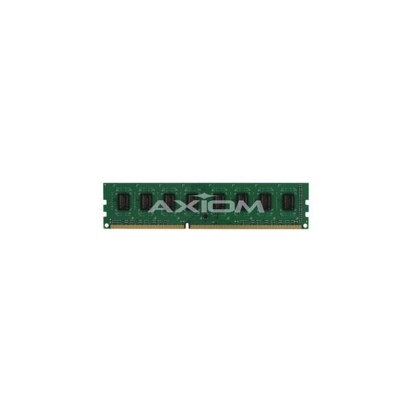 Axion E2Q91AA-AX Axiom PC3-14900 Unbuffered ECC 1866MHz 4GB ECC Module - 4 GB - DDR3 SDRAM - 1866 MHz DDR3-1866/PC3-14900 - ECC