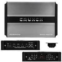 Crunch Power Drive Mono 3000W Amplifier