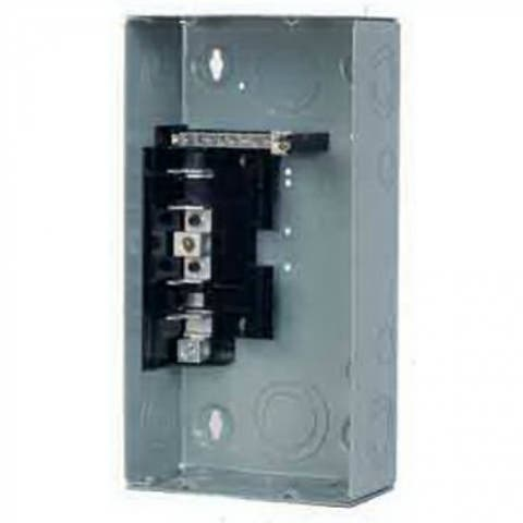 Siemens E0408ML1125SU Indoor Main Lug Load Center, 125A, 4 Space, 8 Circuit