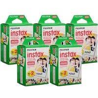 Fuji Instax Mini Instant Color Film (5-Pack) 100 Sheets