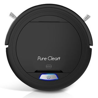 Pure Clean Smart Vacuum Cleaner - Automatic Robot Cleaning Vacuum PUCRC26B